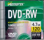 Memorex DVD-RW
