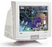 NEC AS50 Monitor White