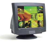 NEC AS70 Monitor Black