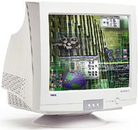 NEC AS70 Monitor White