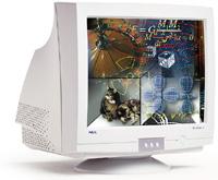 NEC AS90 Monitor White