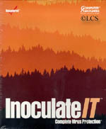 InoculateIt Upgrade for Netware