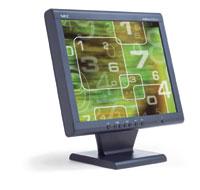 NEC 1550V LVCD Monitor Black