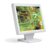NEC 1550V LVCD Monitor White