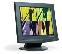 Nec LCD 1700V Black