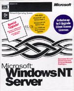 Windows NT Server 4.0 Upgrade